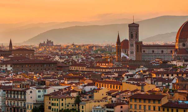 Флоренция: всё самое главное за 2 часа (Индивидуальный тур)