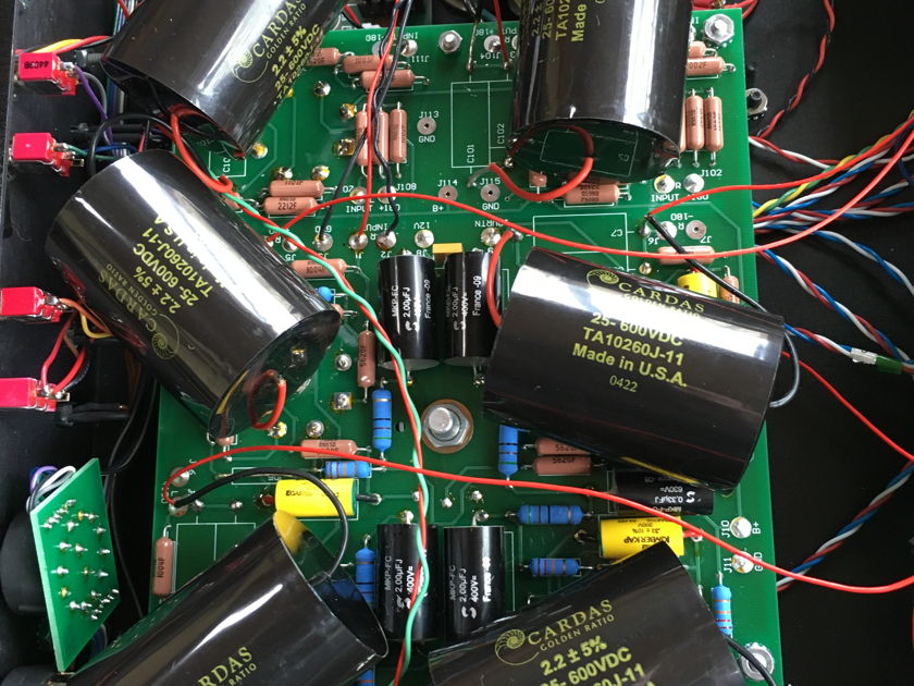 Cary SLP-05 Preamp With Many Extras