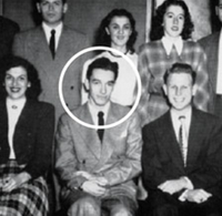 Alan Greenspan took a night course from Eugene Lerner in te 1960's.
