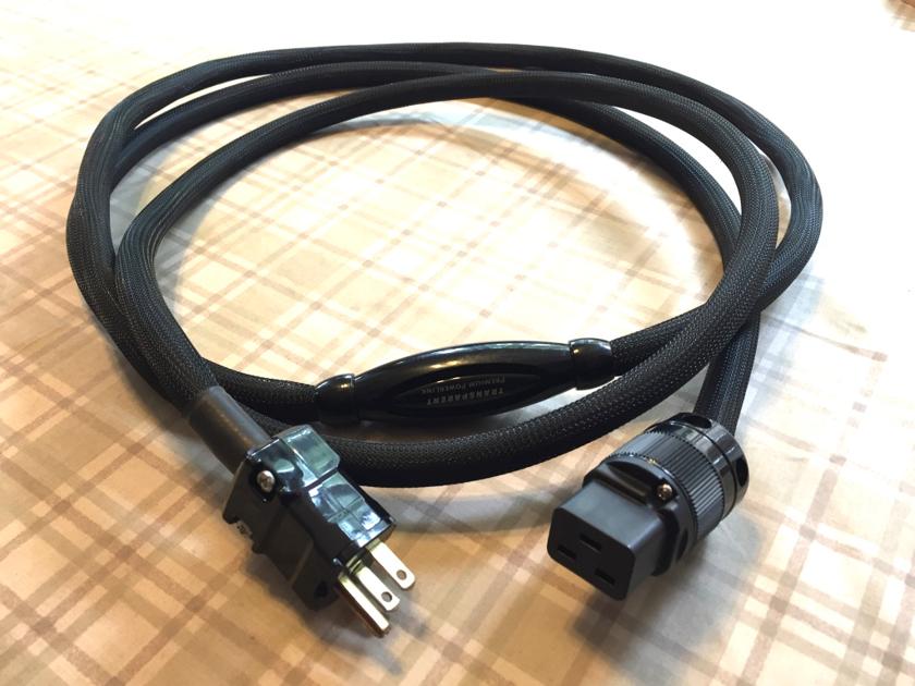 Transparent Audio Premium Power Link 2.5m 20A power cable