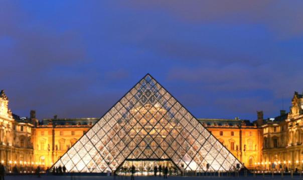 Автомобильная экскурсия по Парижу