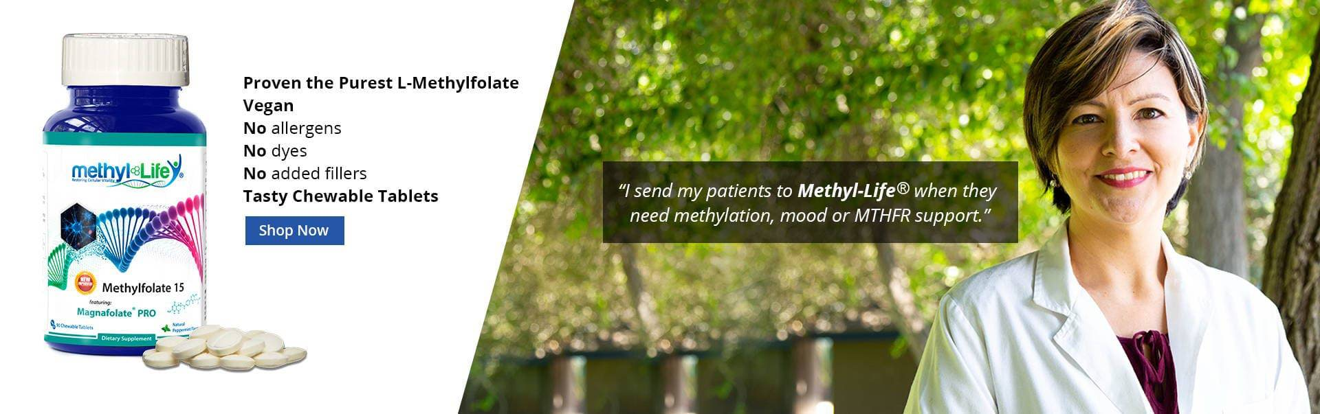 l-methylfolate supplements