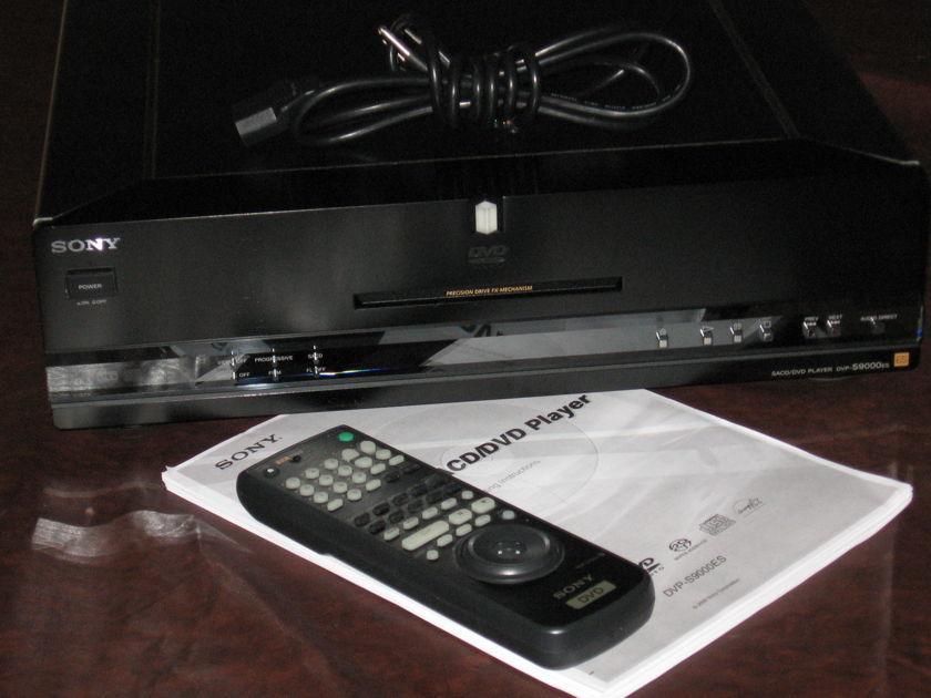 Sony DVP-9000 ES