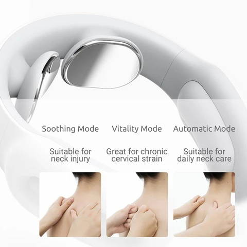 Neck Massager, Smart Neck Massager,  Neck Pain Relief,  Best Neck and Shoulder Massager 2020