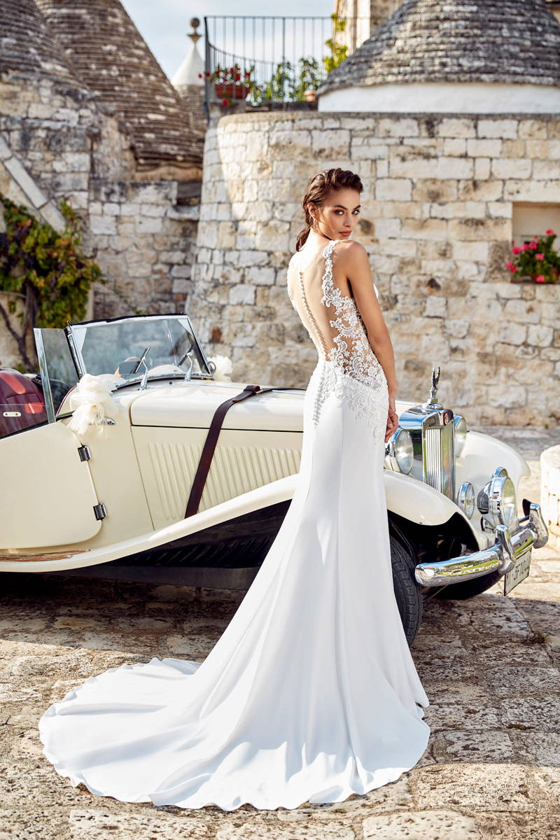 EDDY K WEDDING DRESS ISABEL