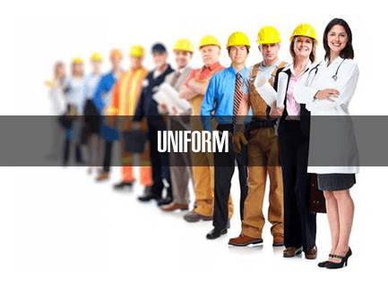 Custom staff uniforms