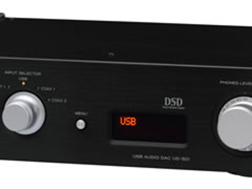 TEAC UD-501 dsd Dual Monaural D/A Converter