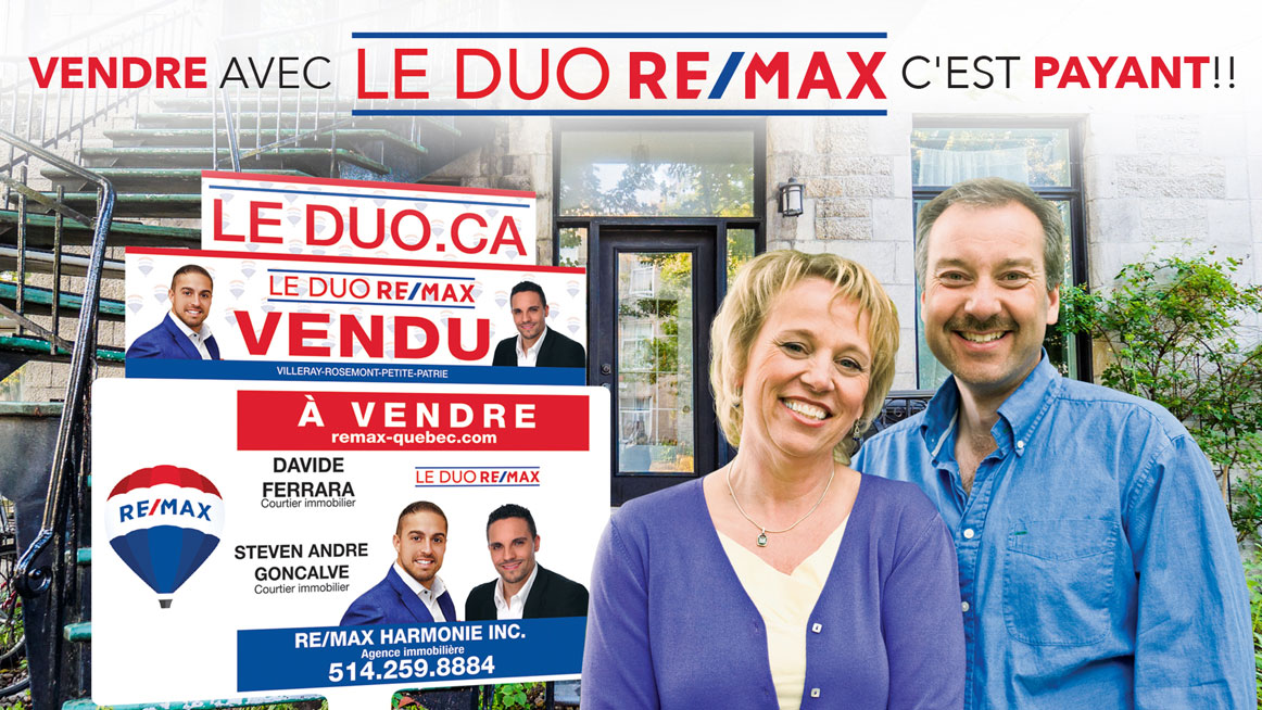 Duo RE/MAX