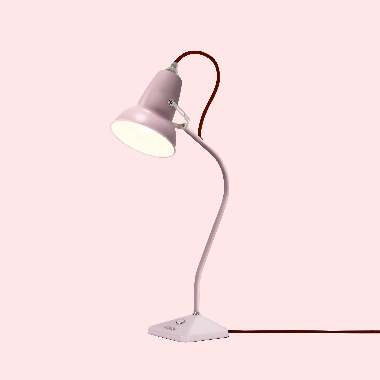 Original 1227 Mini Table Lamp in Dusky Pink