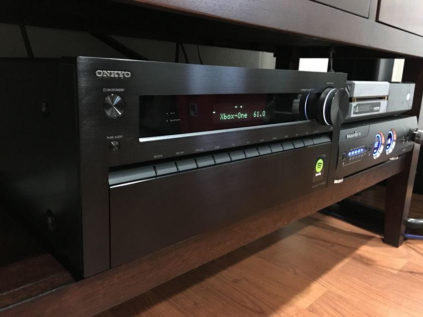 Onkyo TX-NR838 Dolby Atmos Receiver