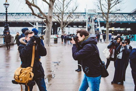 tourists in London by clem-onojeghuo.jpg