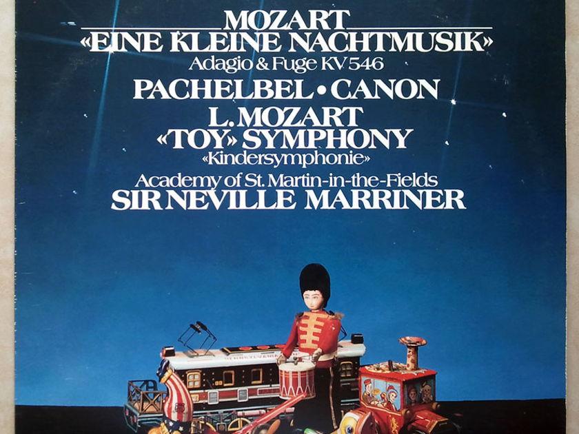 Philips Digital Classics/Marriner/Mozart - Eine kleine Nachtmusik, Pachelbel Canon, L. Mozart Toy Symphony / NM
