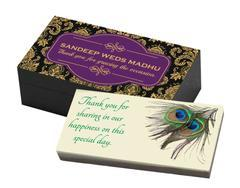 Wedding Return Gifts Ideas - (10 Box)