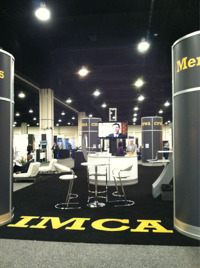 1,500 advisors and 105 exhibitors gathered at the IMCA conference in National Harbor, Md., April 22 to 24.