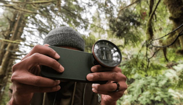 Moment - Anamorphic Lens