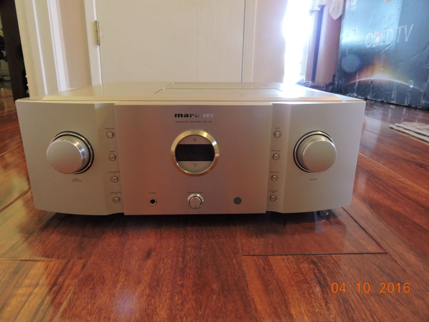 Marantz PM-11S2 Reference 2 channel integrated amplifier with MM/MC phono