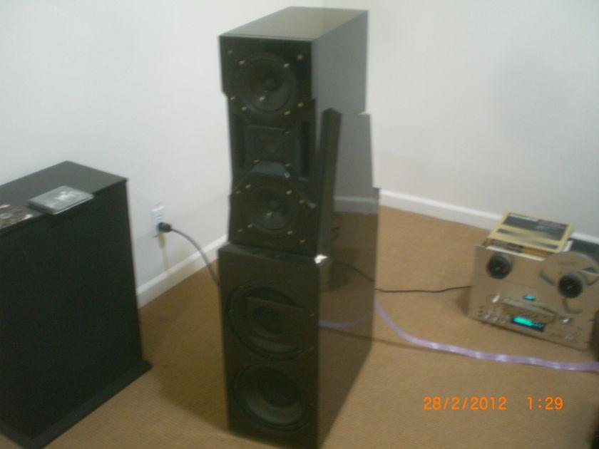 wilson audio & entec cub and lf-120