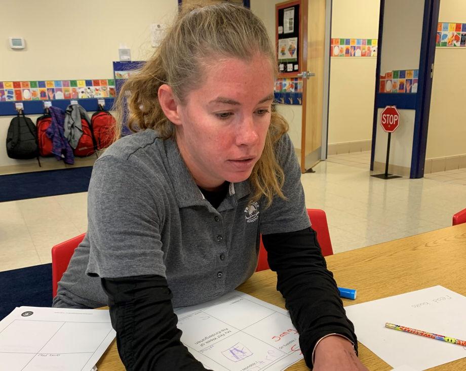 Ms. Brooke , Assistant Pre-K Teacher