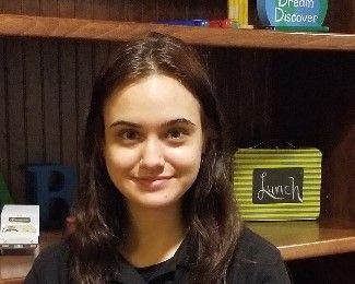 Kaitlyn McGahan , Assistant Teacher