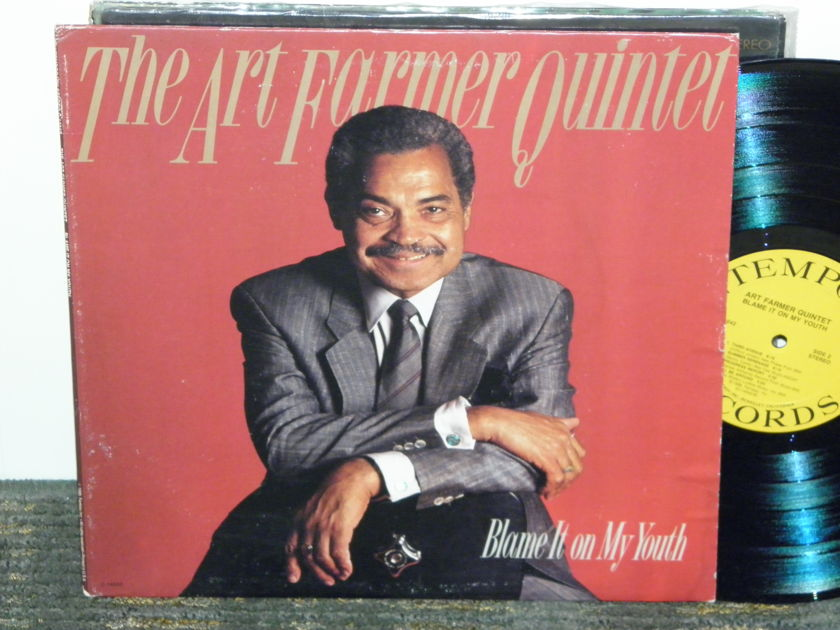 Art Farmer Quintet - Blame It On My Youth Contemporary CR14042