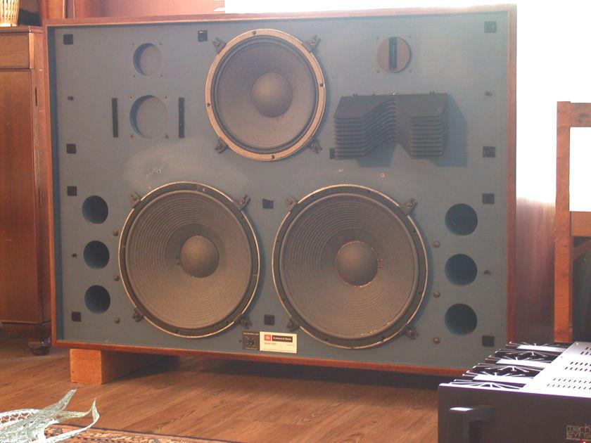 JBL  4350A studio monitors