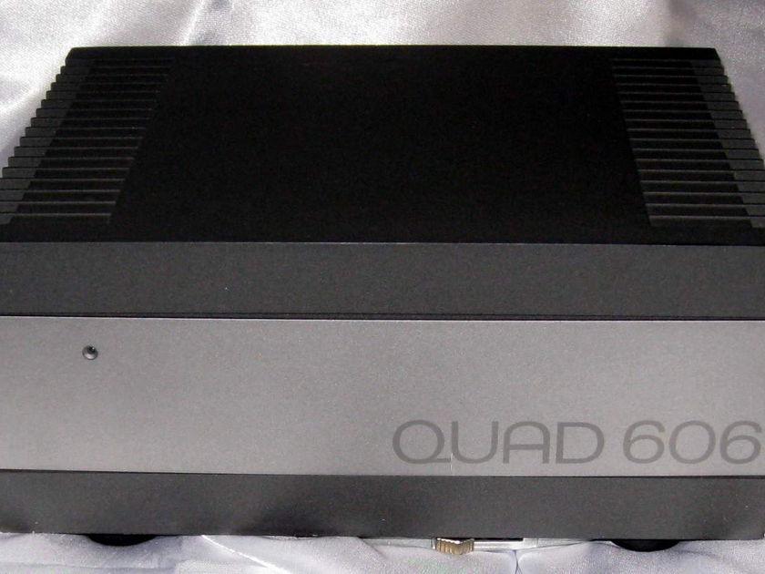 Quad 606 power amplifier