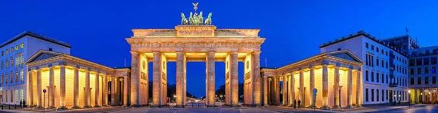 Обзорная - Весь Берлин: с Запада на Восток