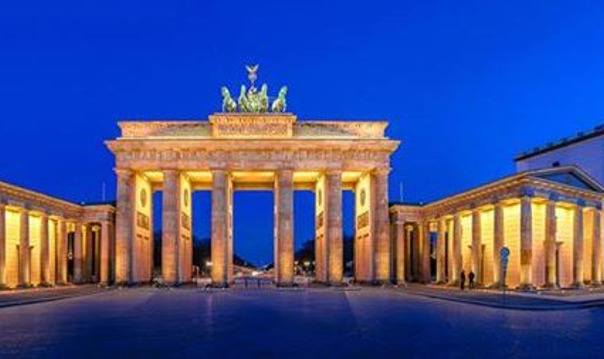 Весь Берлин: с Запада на Восток