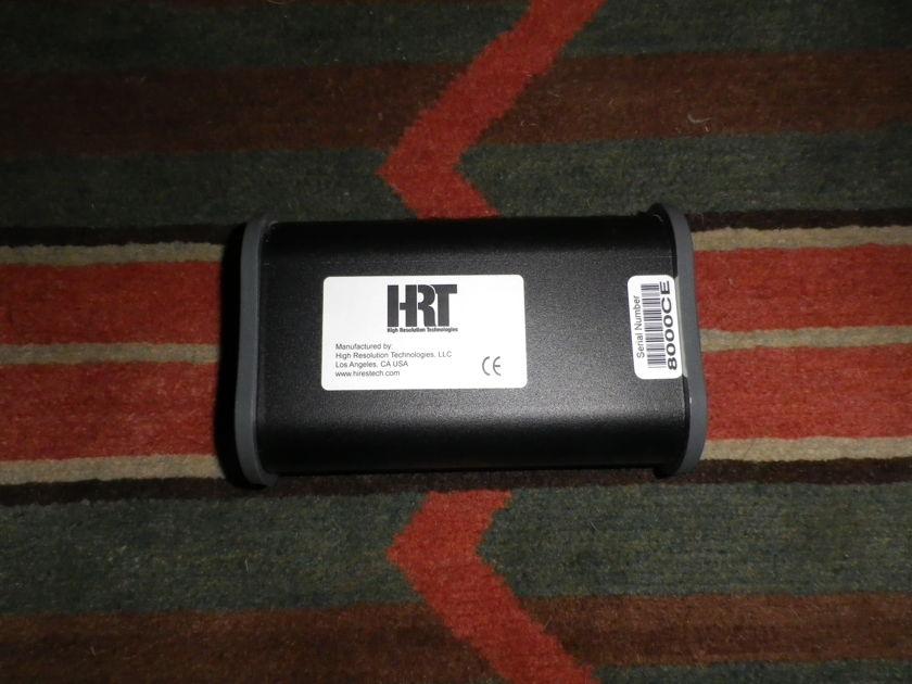HRT HD 24/192 streamer