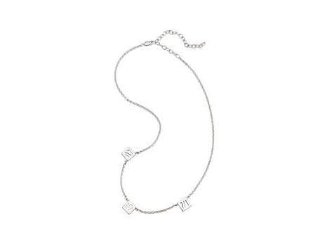 Tri Strut Necklace - Mignon Faget