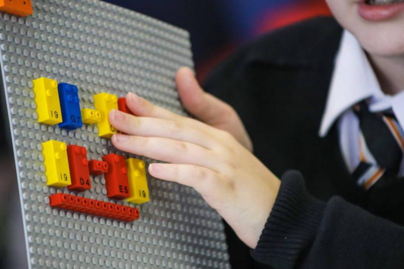 Launch Braille Bricks