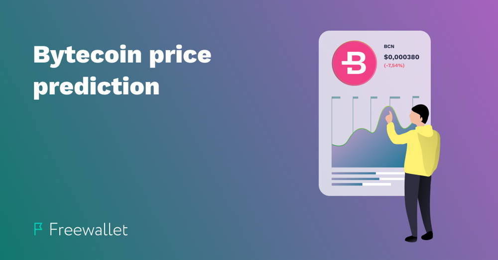 Bytecoin price prediction 2019, 2020, 2025