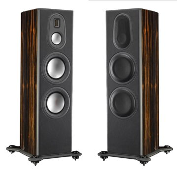 Floorstanding Speakers (Ebony); Open Box/Demo;