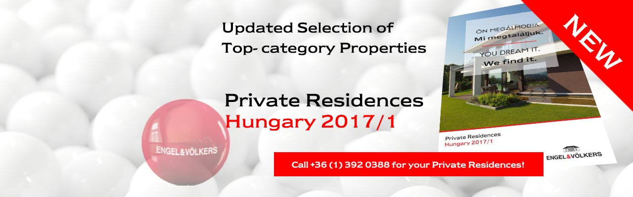 Budapest - Updated Selection of Top-category Properties