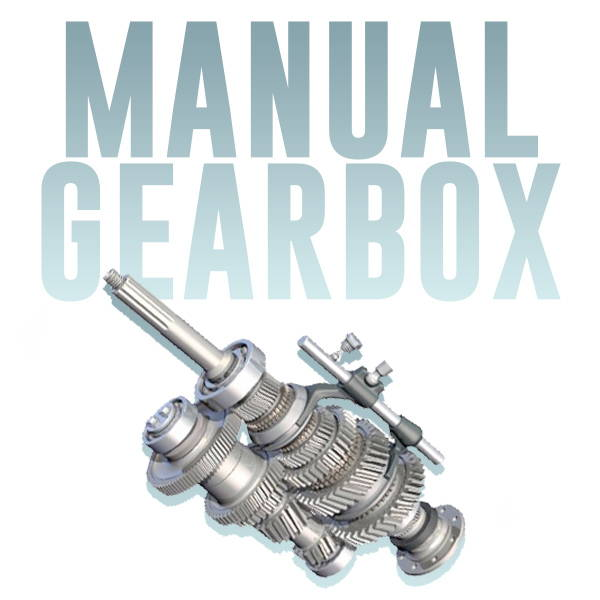 Ford Ranger Manual Gearbox
