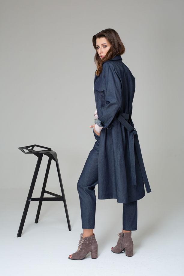 Платье - рубашка, арт. 3183010