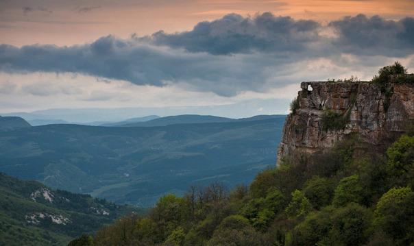 Пещерный город Мангуп - легенды и тайны княжества Феодоро