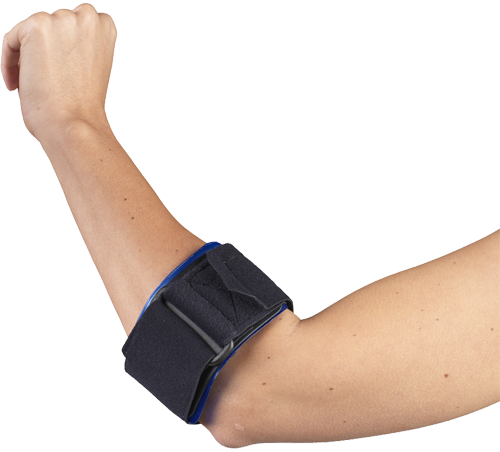 TENNIS ELBOW STRAP ON ARM