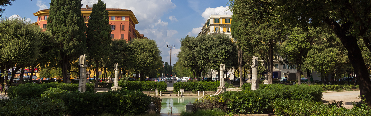 Roma   Piazza Mazzini Roma Prati