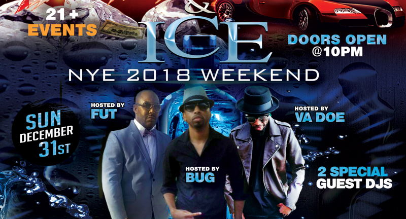 """New Year's Eve """"Ice"""" Party"""