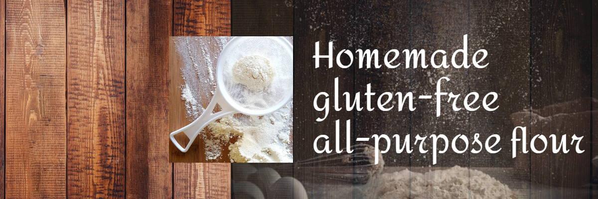 homemade ap flour