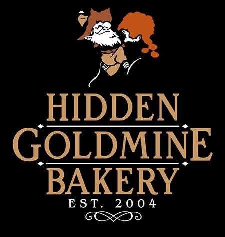 Logo - Hidden Goldmine Bakery