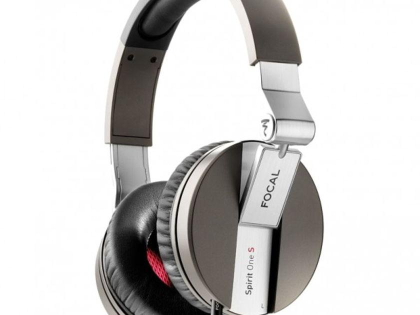 Focal  Spirit One S Over-Ear Headphones