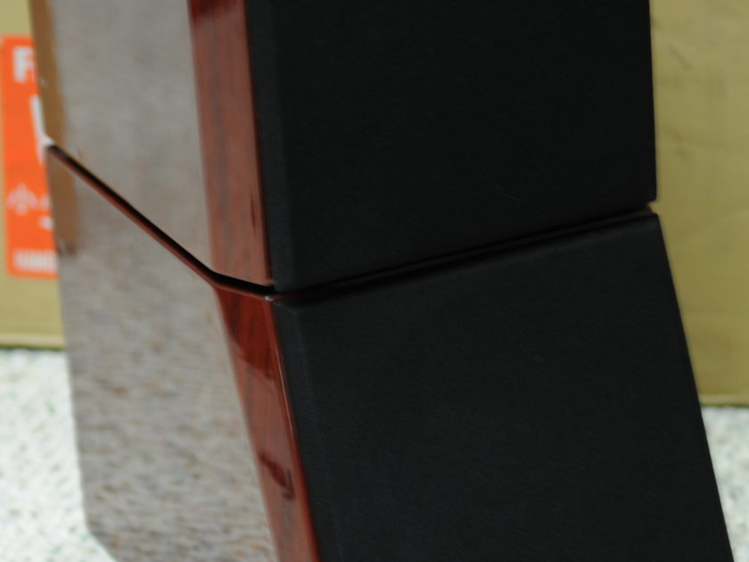 JAS Audio Orsa Monitors Rosewood