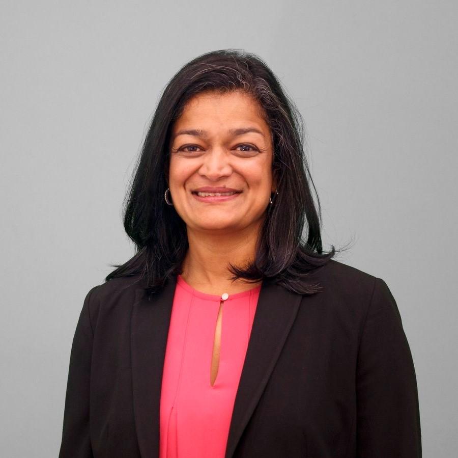 Representative Pramila Jayapal