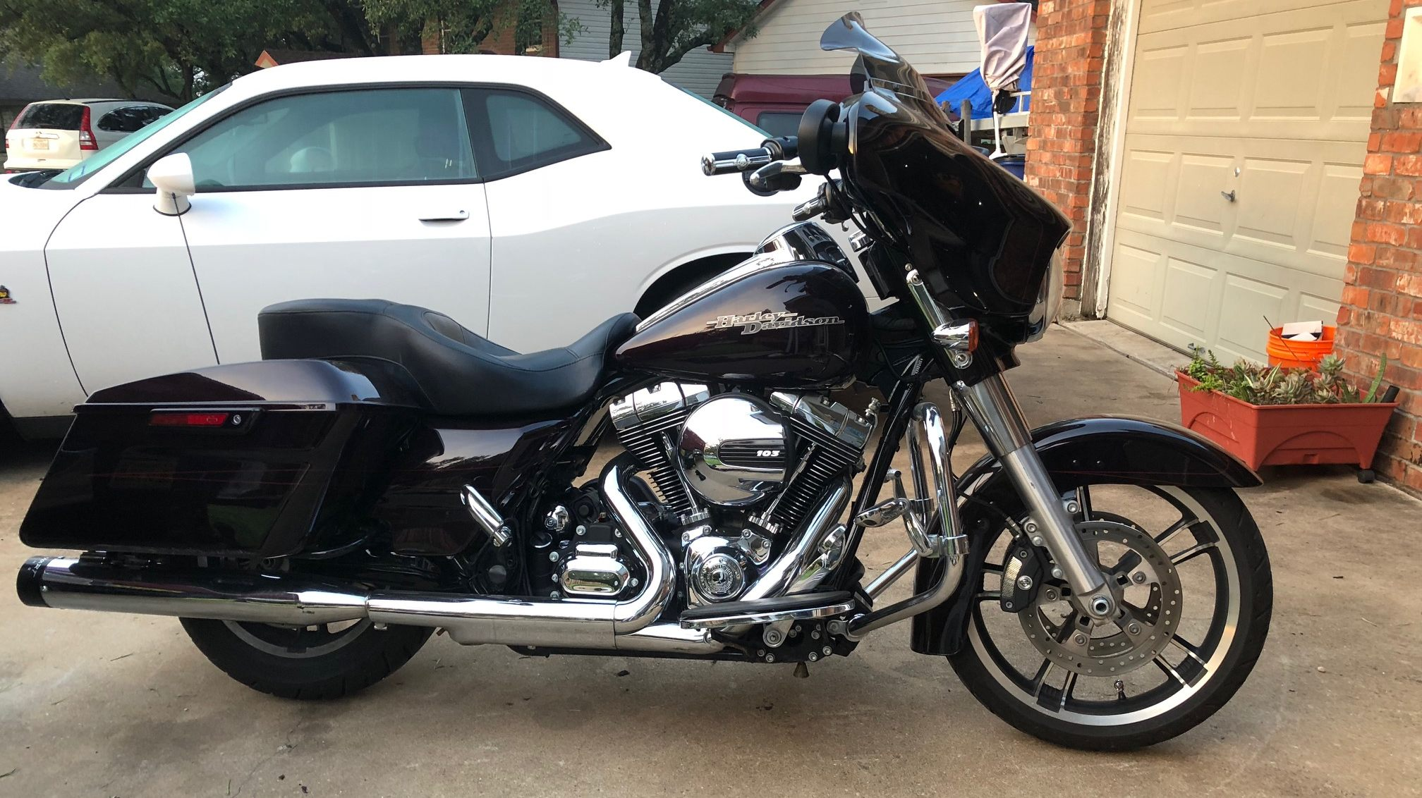 Harley Davidson Street Glide Special For Rent Near
