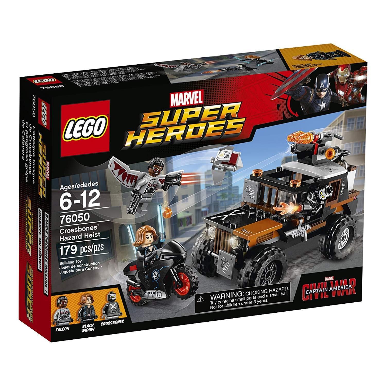 lego crossbones hazard heist