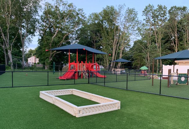 Primrose School of Mansfield: Play Structure