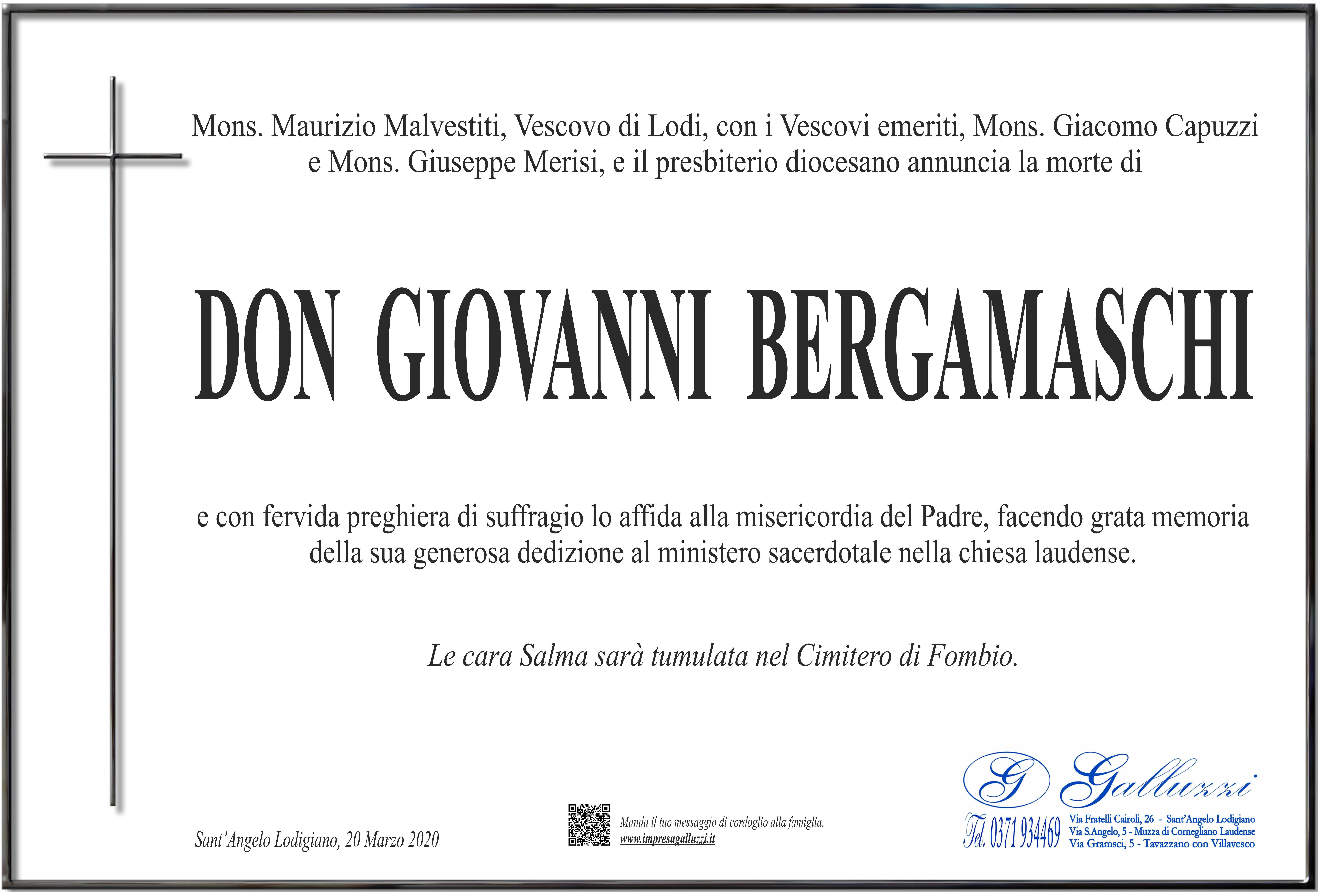 Giovanni Bergamaschi