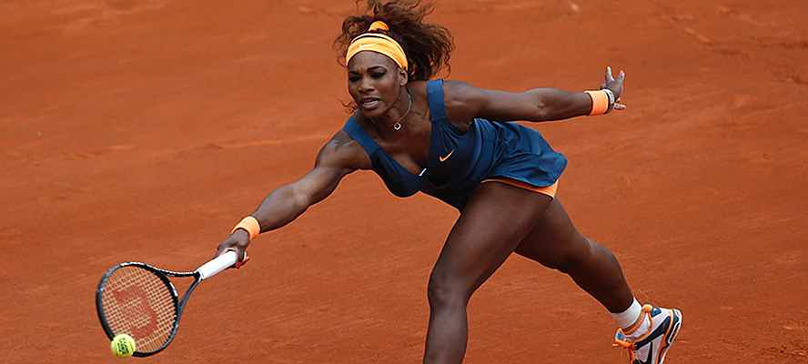Paris - Engel & Völkers Paris - Roland Garros 2017, Serena Williams - source photo : Ruben Pires